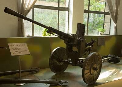Bộ sưu tập vũ khí của VN trong 2 cuộc kháng chiến 25mm_type96