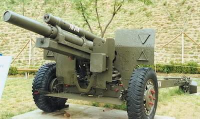 Bộ sưu tập vũ khí của VN trong 2 cuộc kháng chiến 105mm_m101