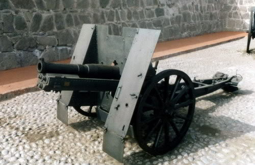 Bộ sưu tập vũ khí của VN trong 2 cuộc kháng chiến 75mm_m1928