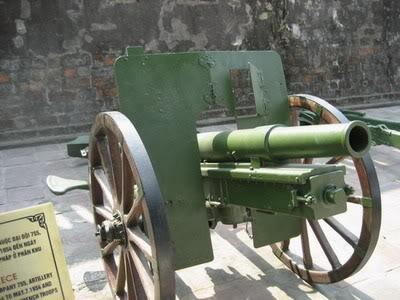 Bộ sưu tập vũ khí của VN trong 2 cuộc kháng chiến 75mm_type41