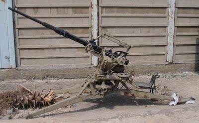 Bộ sưu tập vũ khí của VN trong 2 cuộc kháng chiến Oerlikon-20mm