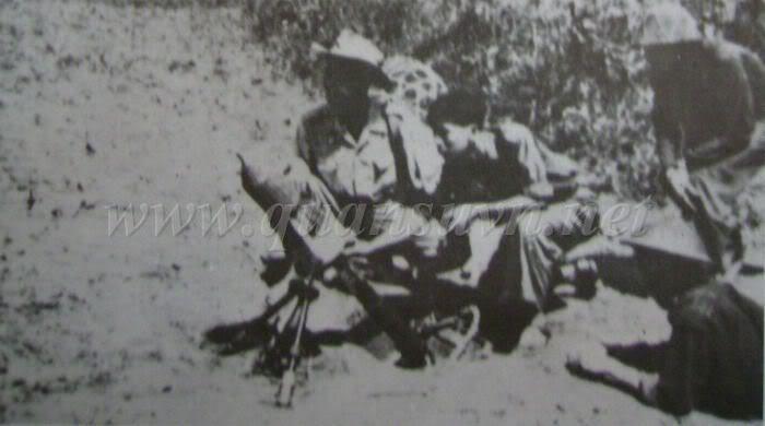 Bộ sưu tập vũ khí của VN trong 2 cuộc kháng chiến PB0602321