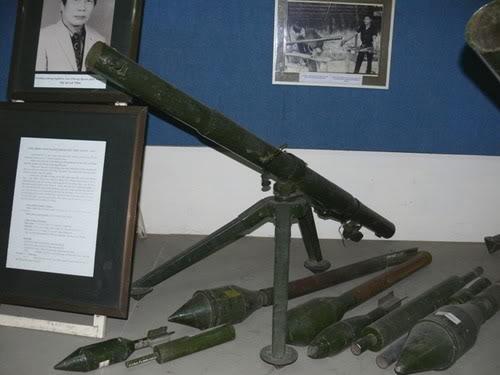 Bộ sưu tập vũ khí của VN trong 2 cuộc kháng chiến SS_05