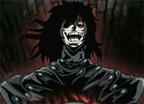 The Priest On His Crusade  Alucard