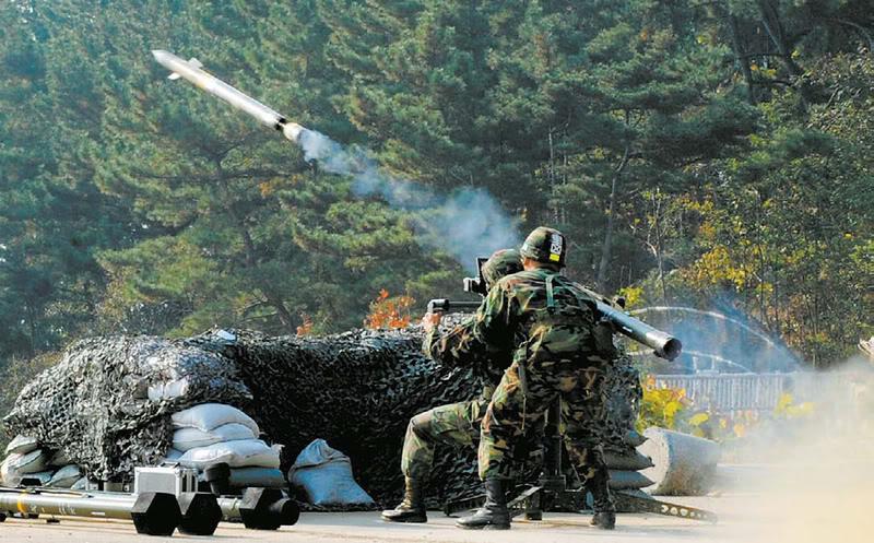 Corée du sud Mistral