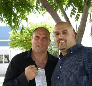Pics with fighters! Meandrandy