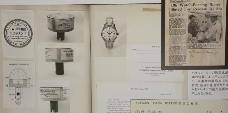 The History of Citizen Dive Watches Citizenc