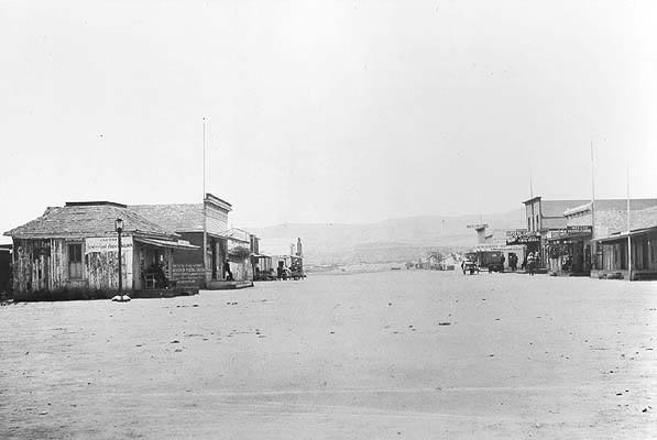 Invasión filibustera a Baja California. AvenidaRevolucionen1911-1