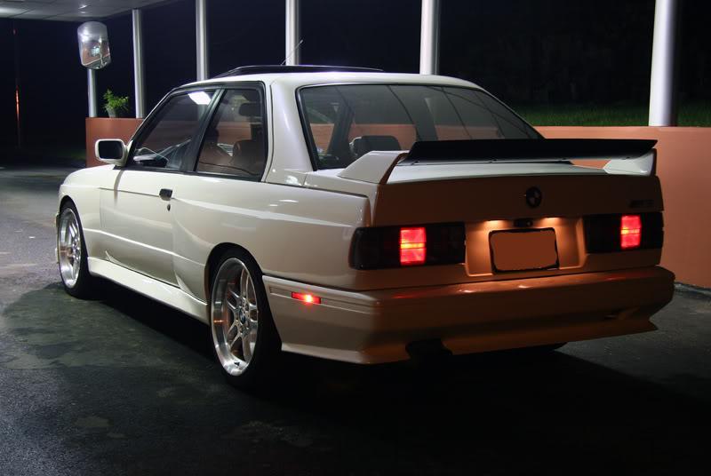 M3 E30, une legende est née J12