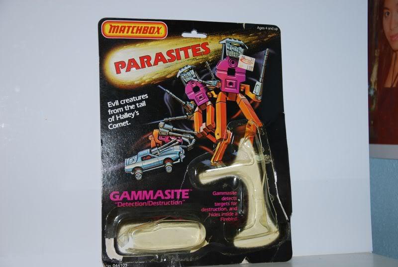 Matchbox Parasites Para01