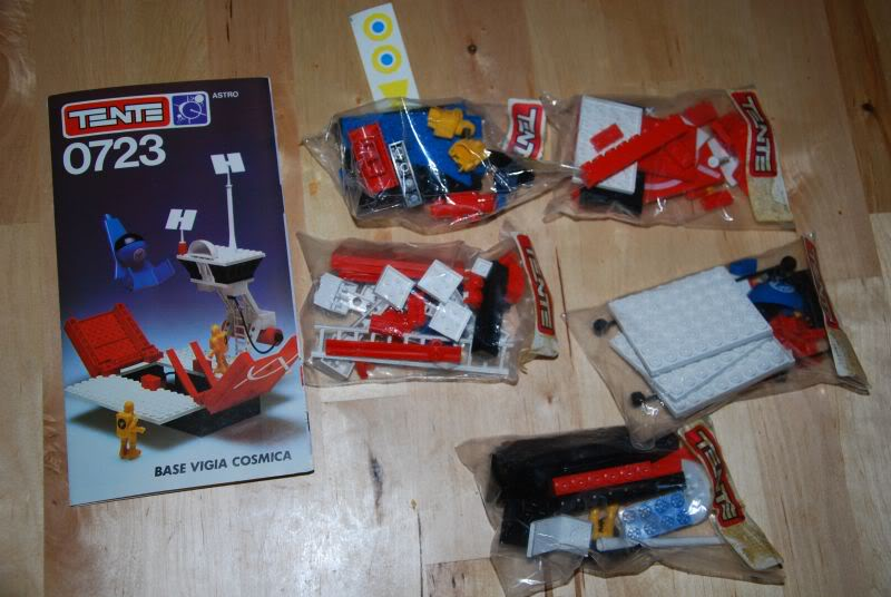 TENTE - le Lego espagnol Tente1