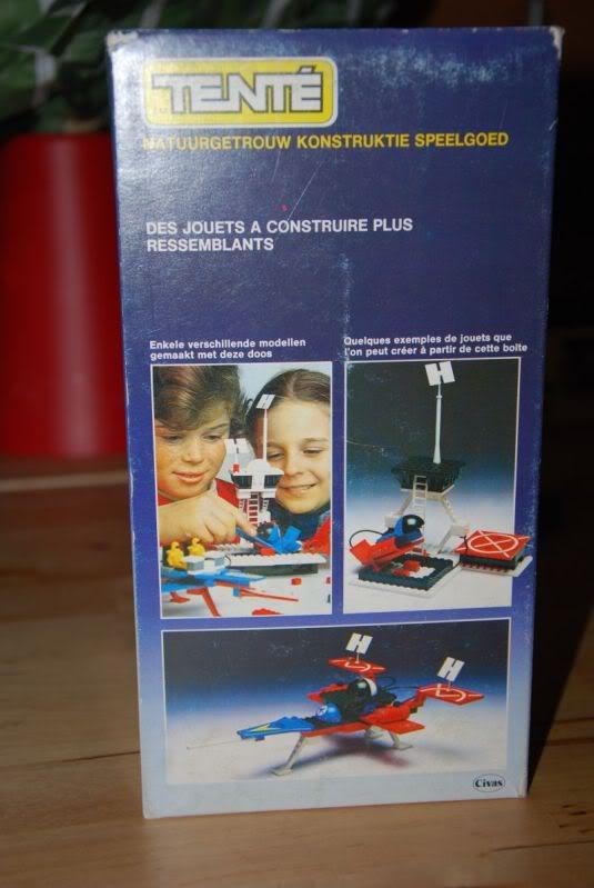 TENTE - le Lego espagnol Tente2