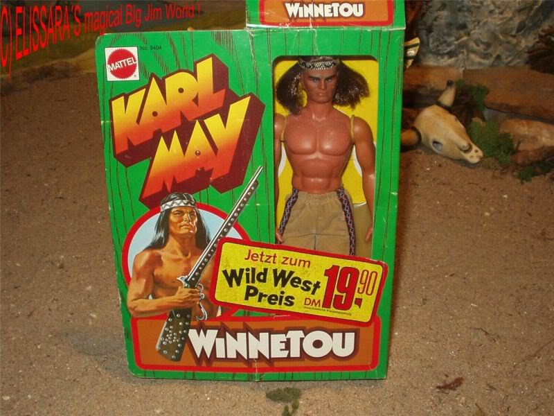 Les origines de la gamme Karl May Winnetou2