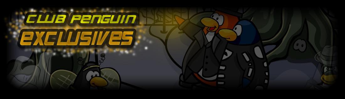 Club Penguin Exclusives - Portal 1129amr