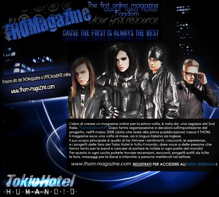 Tokio Hotel Online Magazine