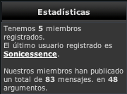 Sonicessence-Iniciando Sonicessence6