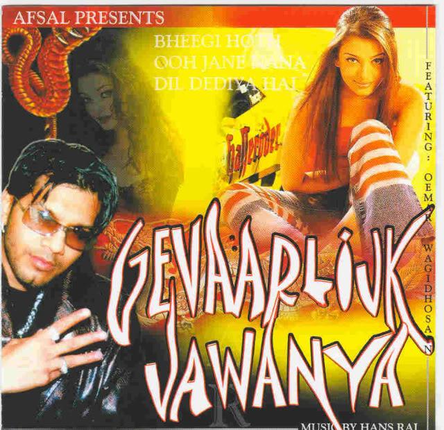 Afsal Presents Oemar - Gevaarlijk Jawanya- 00-GevaarlijkJawanya