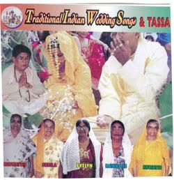 Traditional Indian Wedding Songs & Tassa 00-TraditionalIndianWeddingSongsTas