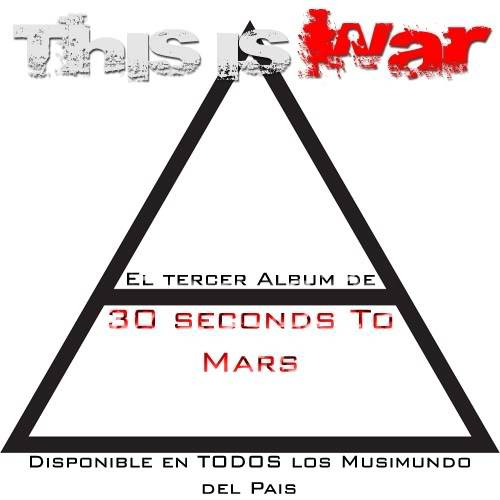 "30 Seconds to Mars - ""This is War"" Marchu2-2"