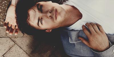 Mister Damon Salvatore Ian7