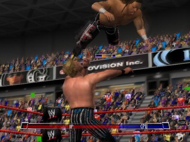 لعبة مصارعه | تحميل لعبة المصارعة 2009 | WWE RAW Legends  مُساهمة RAW7
