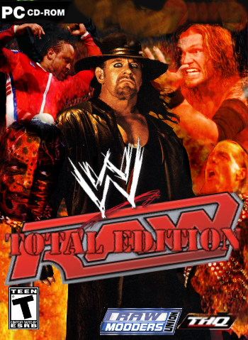 Wwe raw total edition free download pc game.