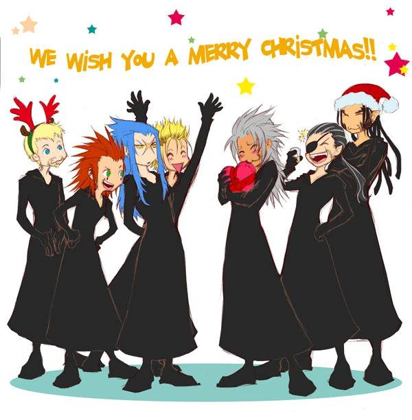 Merry Christmas, Happy Hanakuh, Happy Kwanza, and if you're atheist, Have a Nice Day! OXIIWYAMX
