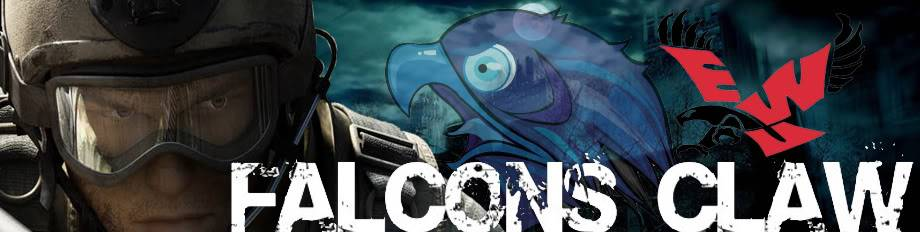 Banner for my clan FalconsClawbanner