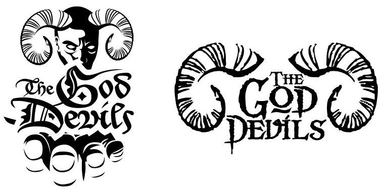 New TGD Logoss in black and white TGDlogos