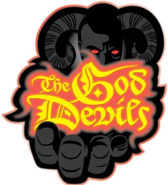 The God Devils Logo Package! TheGodDevilsLogo3-1