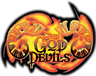 The God Devils Logo Package! TheGodDevilsLogo4-1