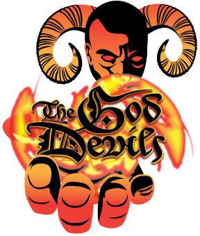 The God Devils Logo Package! TheGodDevilsLogo6