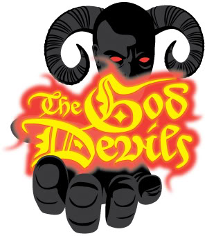 The God Devils Logo Package! TheGodDevilsLogo7