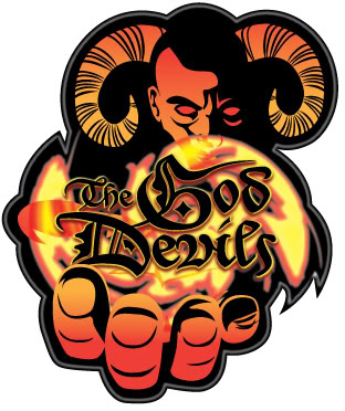 The God Devils Logo Package! TheGodDevilslogo
