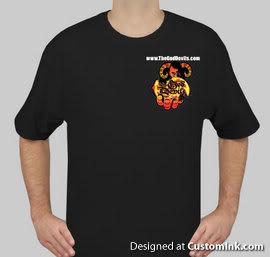T-Shirt designs. Wm-front-1