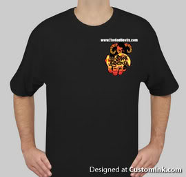 T-Shirt designs. Wm-front2