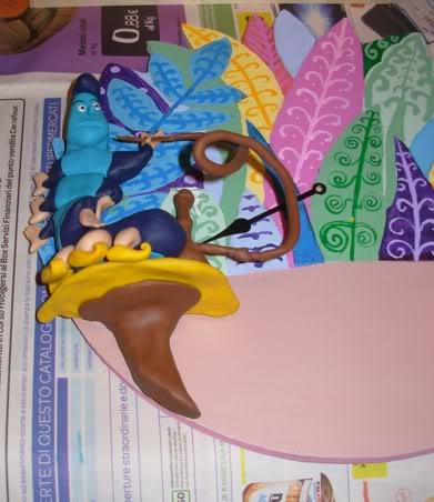 Orologio: Alice e il Brucaliffo Orologioalice2
