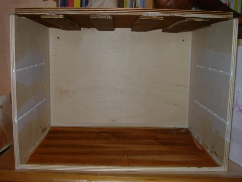 Room box Cenerentola Roombox1-2