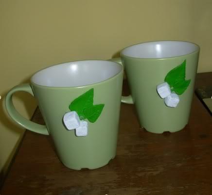 Tazze tè Tazzementa