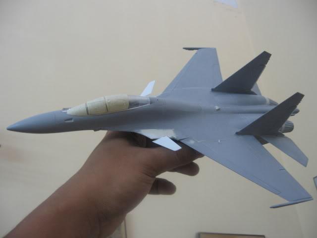 1/72 Cik SU-30MKM....Jebama Zvezda.......khas buat mu Laksamana Sunan....kekekekek IMG_4034