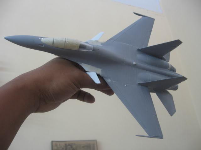 1/72 Cik SU-30MKM....Jebama Zvezda.......khas buat mu Laksamana Sunan....kekekekek IMG_4036