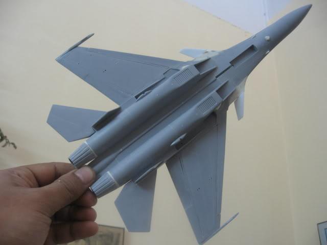 1/72 Cik SU-30MKM....Jebama Zvezda.......khas buat mu Laksamana Sunan....kekekekek IMG_4037