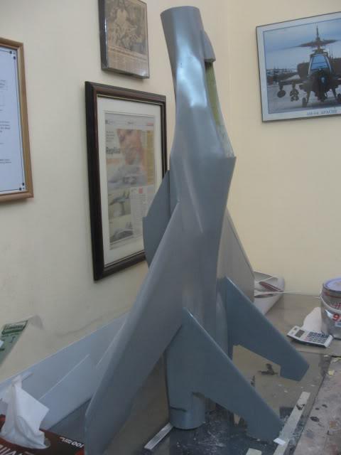 Works In Progress Link Naza Model Art IMG_4206