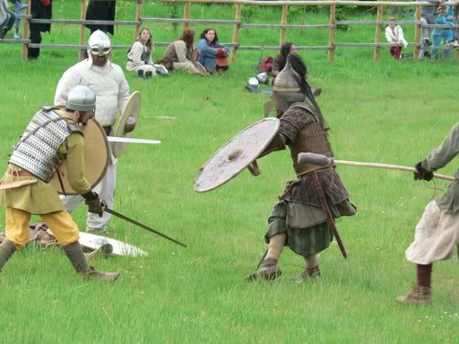 Journées Vikings archéosite de Marle - Mai 2009 Marle