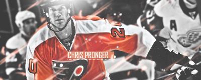 Philadelphia Flyers.  Ponger