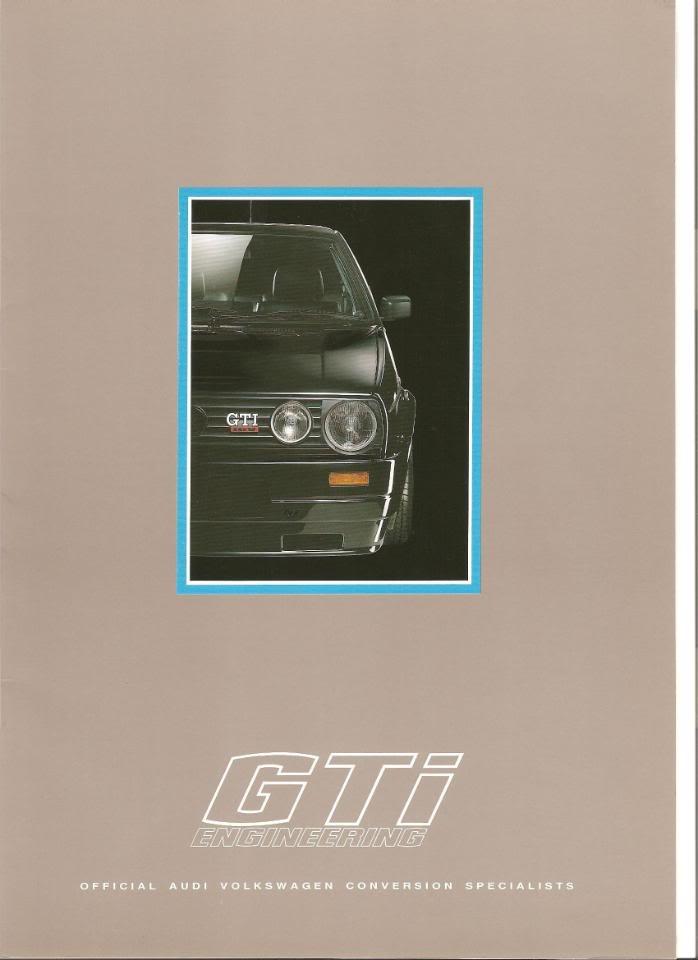 ALL VW VINTAGE - Page 3 1990GTIEngineering