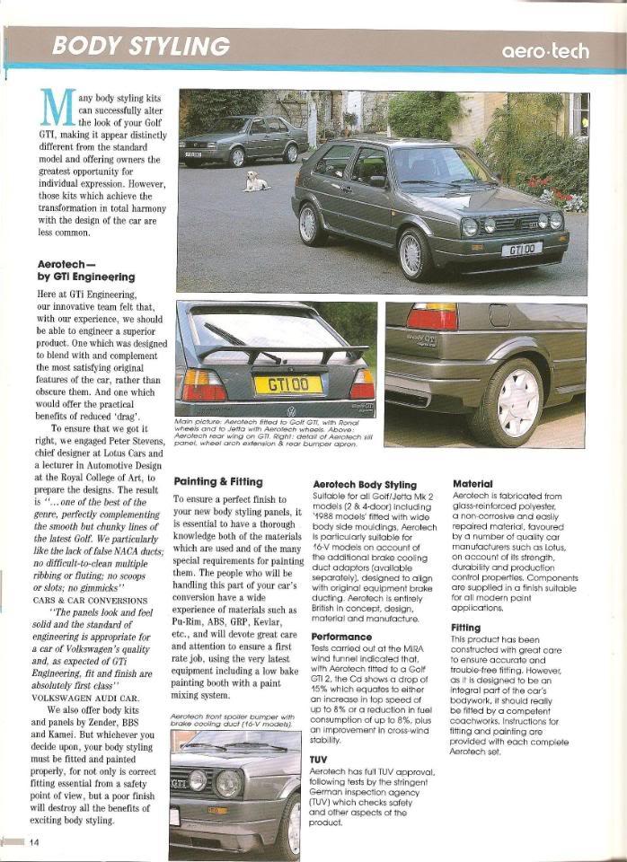 ALL VW VINTAGE - Page 3 1990GTIEngineering013