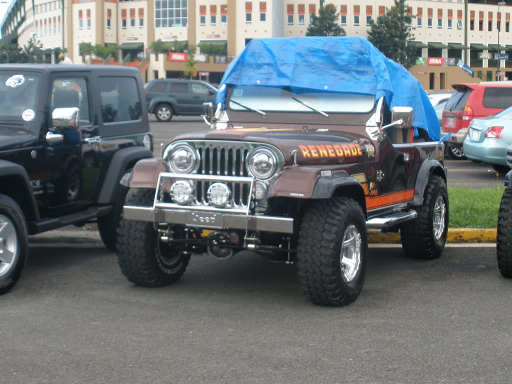 Carolina Jeep Show  P6270003