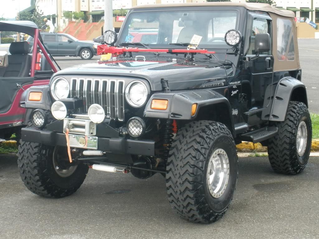 Carolina Jeep Show  P6270004