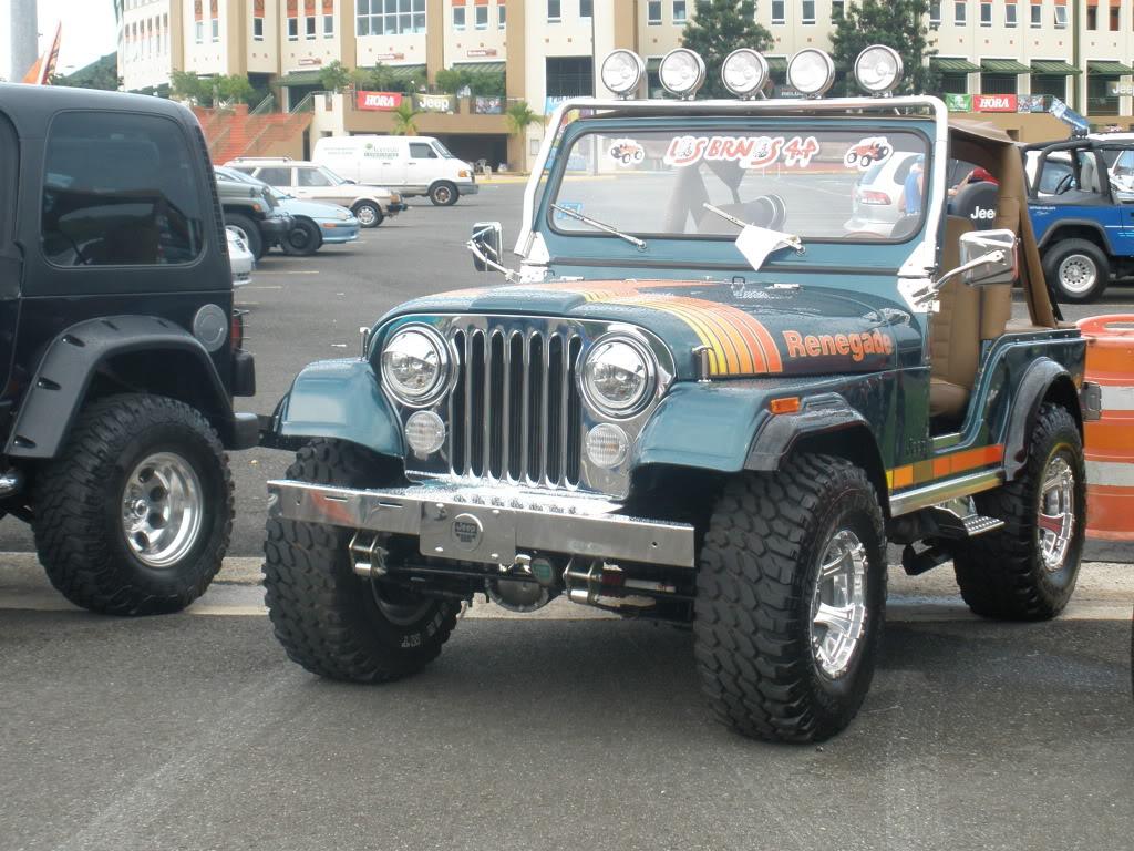 Carolina Jeep Show  P6270005